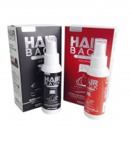 Hair Back System Spray for woman