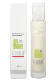 G-DERM FINISHING CREAM