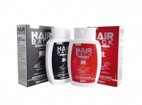 Hair Back System Shampoo for man