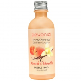 Pevonia BodyRenew Peach and Vanilla Bubble Bath