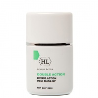 Holy Land DOUBLE ACTION Drying Lotion Demi Make-Up