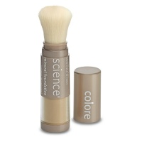 Colorescience Loose Mineral Foundation Powder Brush SPF 20 Pass The Butter