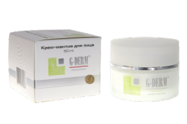 G-DERM FACIAL CREAM-MANTLE